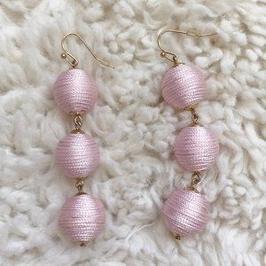 🌻 Sugarfix by BaubleBar Pink Ball Earrings